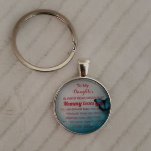 New keychain for that Wonderful Daughter!